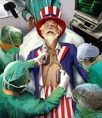 America dying